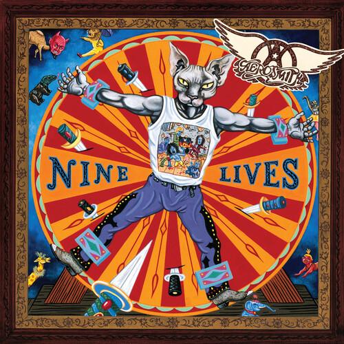 Aerosmith -  Nine Lives (140 Gram Vinyl)