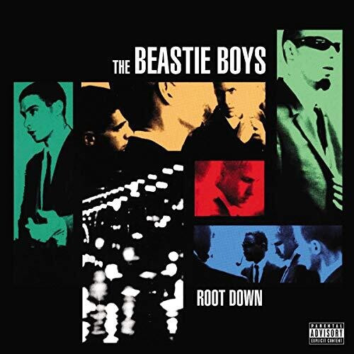 Beastie Boys - Root Down (Extended Play, Limited Edition, 180 Gram Vinyl, Colored Vinyl, Indie Exclusive)
