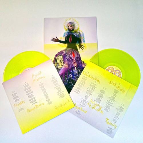 Bjork - Vulnicura (Limited Edition, Yellow Colored Vinyl, 2PC) (L.P.)