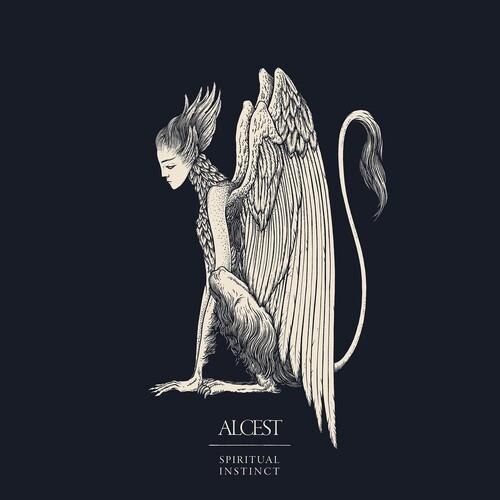 Alcest - Spiritual Instinct (Blood Red Vinyl)