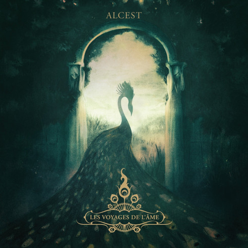 Alcest -  Les Voyages De L'Ame (Black)