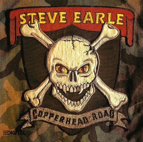 Earle, Steve - Copperhead Road (LP)