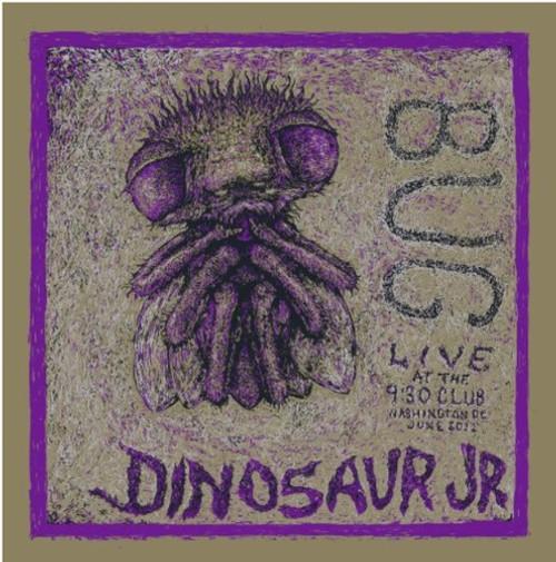 Dinosaur Jr - Bug Live (LP)