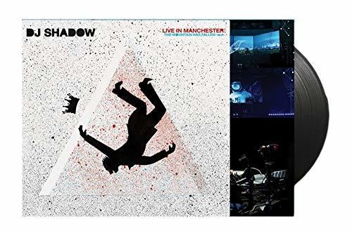 DJ Shadow - Live In Manchester [Explicit Content] (Gatefold LP Jacket)