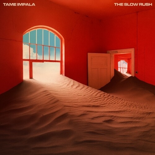 Tame Impala - The Slow Rush (Colored Vinyl, Red, Light Blue, Indie Exclusive)