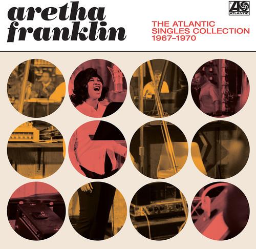 FRANKLIN, ARETHA - Atlantic Singles Collection 1967-1970 (2CD)