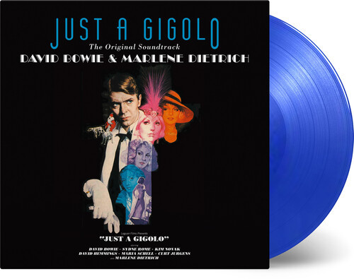 OST - Just a Gigolo (MOV -Import, Limited Edition, Blue 180 Gram Vinyl)