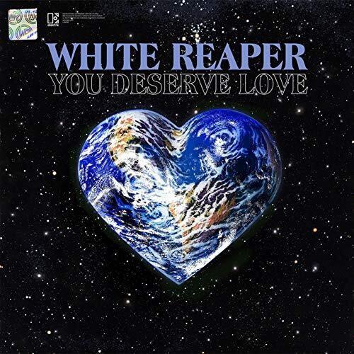 White Reaper - You Deserve Love (Black vinyl)