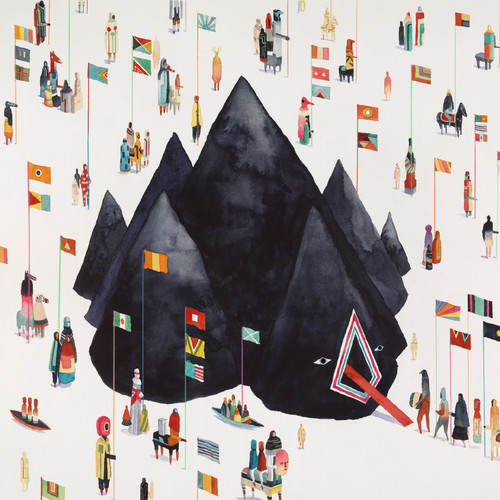 Young The Giant - Home Of The Strange (Digital Download Card)