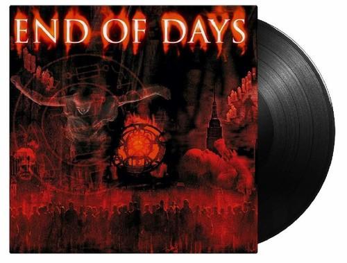 OST - End of Days (Original Soundtrack - MOV - Holland - Import)