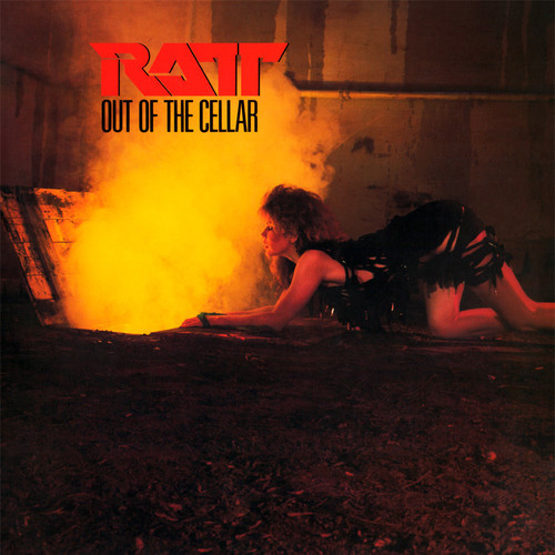 Ratt - Out Of The Cellar (Limited Edition, 180 Gram Vinyl, Audiophile)