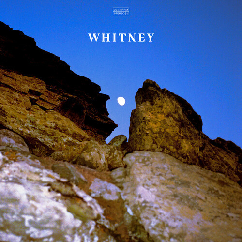 Whitney - Candid (Clear Blue Vinyl Indie Exclusive)