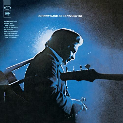 Cash, Johnny - At San Quentin (150 Gram Vinyl, Reissue, Download Insert)