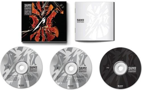 Metallica -  S&M2 (2CD / Blu-ray)