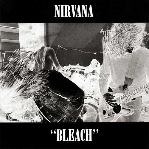 Nirvana - Bleach (Colored Vinyl, Blue, Black, Indie Exclusive)