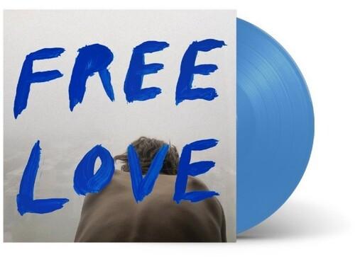 Esso, Sylvan - Free Love (Colored Vinyl, Blue, Indie Exclusive)