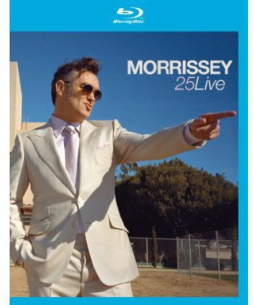 Morrissey - 25: Live (Blu Ray)