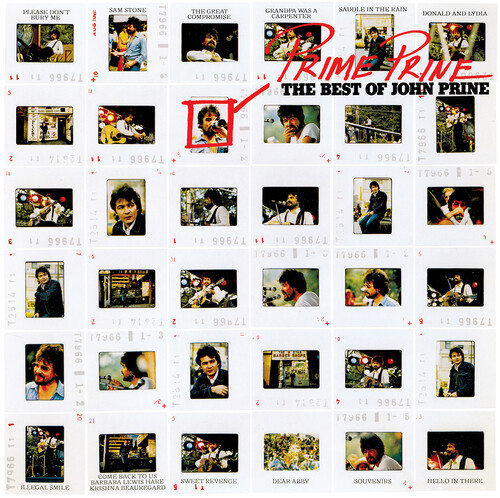 Prine, John - Prime Prine: The Best Of John Prine  10/09/20