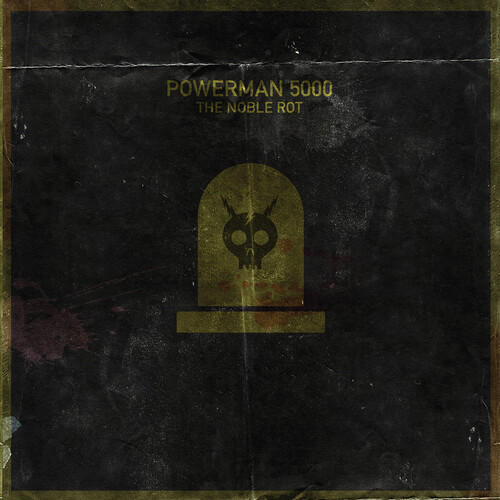 Powerman 5000 - The Noble Rot (Coke Bottle Green Vinyl)