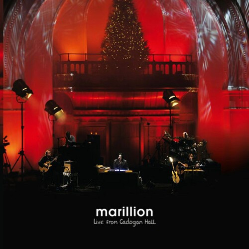 Marillion - LIVE FROM CADOGAN HALL (Limited Edition, Colored Vinyl, Red)
