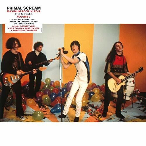 Primal Scream - Maximum Rock N Roll: The Singles Vol 2 (United Kingdom - Import)