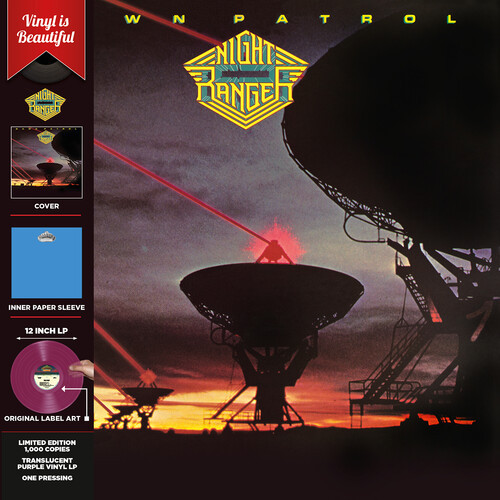 Night Ranger - Dawn Patrol (Purple Vinyl)