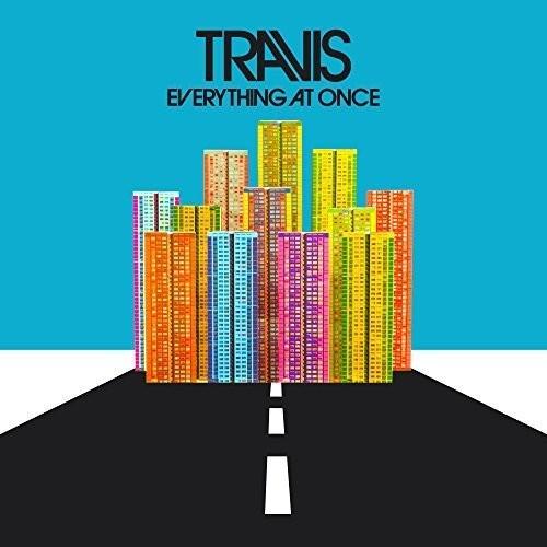 Travis - Everything At Once (Gatefold LP Jacket)