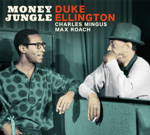 ELLINGTON,DUKE / MINGUS,CHARLES / ROACH,MAX - Money Jungle [180-Gram Vinyl With Bonus Tracks -Spain - Import)