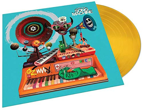 Gorillaz - Song Machine, Season One (Colored Vinyl, Orange, Indie Exclusive)