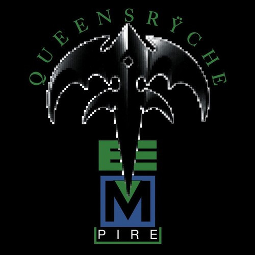 Queensryche - Empire (180 Gram Vinyl, Gatefold LP Jacket, Audiophile, Green, Limited Edition)