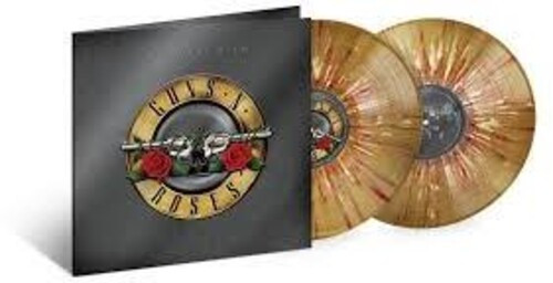 Guns N Roses - Greatest Hits (Limited Edition Gold, Red + White Splatter Vinyl) [Import]
