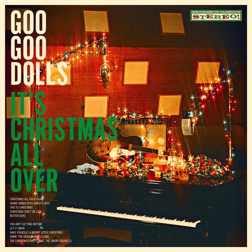Goo Goo Dolls - It's Christmas All Over (LP)