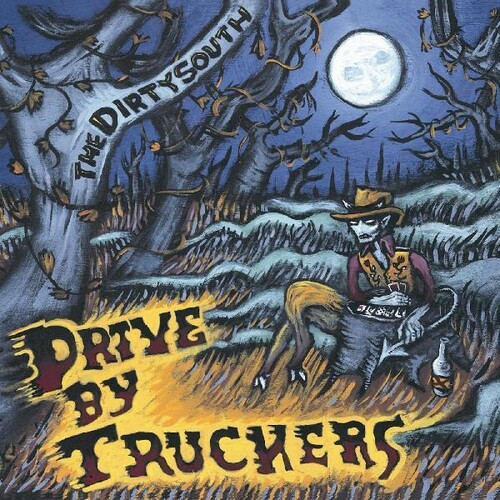 Drive By Truckers - The Dirty South (Gatefold LP Jacket, 180 Gram Vinyl, Limited Edition, Blue, Clear Vinyl)