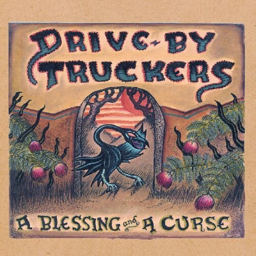 Drive By Truckers - A Blessing And A Curse (Limited Edition, Gatefold LP Jacket, 180 Gram Vinyl, Clear Vinyl, Purple)