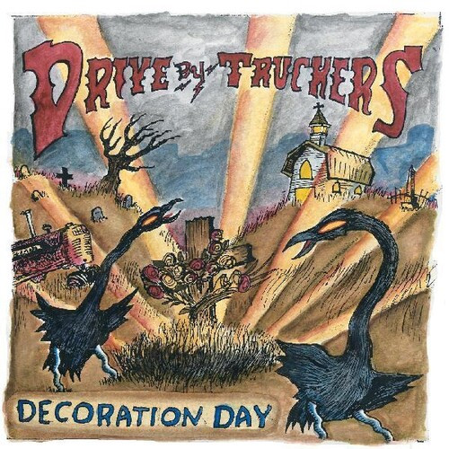 Drive By Truckers - Decoration Day (Gatefold LP Jacket, 180 Gram Vinyl, Limited Edition, Clear Vinyl, Gold)