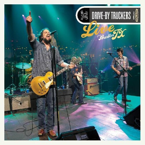 Drive By Truckers - Live From Austin Tx (180 Gram Vinyl, Gatefold LP Jacket)