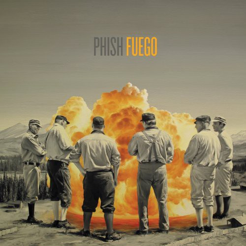Phish - FUEGO (2LP/PINK SALMON/ORANGE VINYL) PRE-ORDER 12/18/20