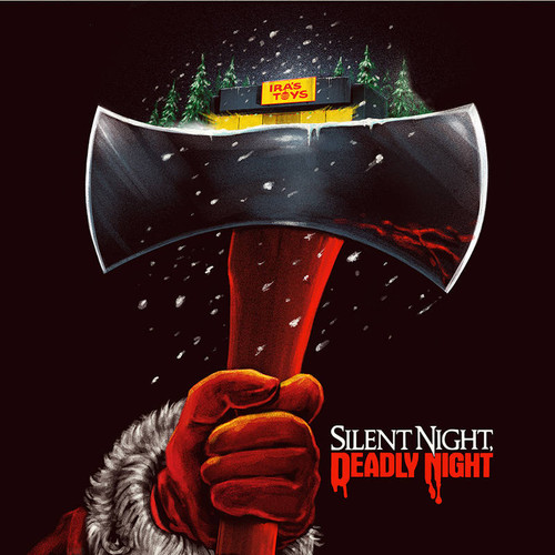 Silent Night Deadly Night OST (RSDBF)