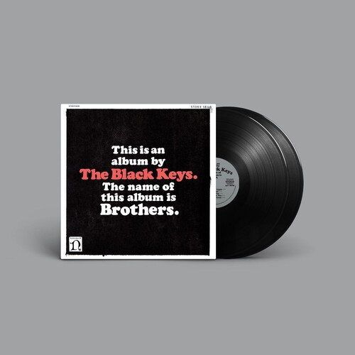 Black Keys - Brothers (Deluxe Anniversary Edition, Gatefold LP Jacket, Remastered 2LP)
