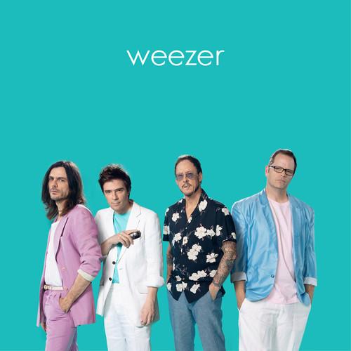 Weezer - Weezer Teal (Black Vinyl)