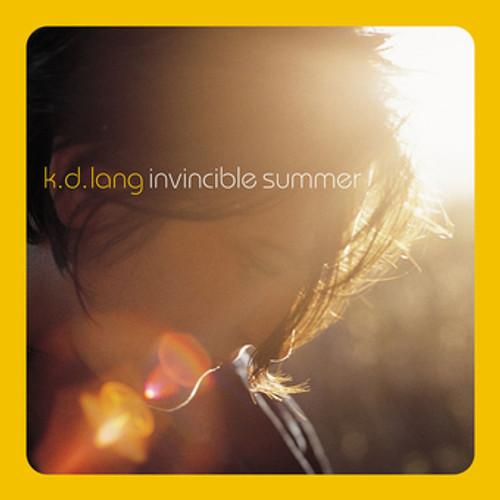 Lang, K.D. - INVINCIBLE SUMMER (SYEOR 21)