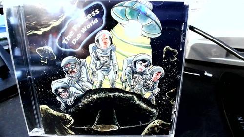 Process - Dub World (CD)