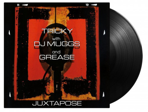 Tricky (with DJ Muggs and Grease) - Juxtapose (180 LP MOV Import)