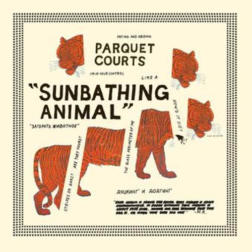 Parquet Courts -  Sunbathing Animal (LP)