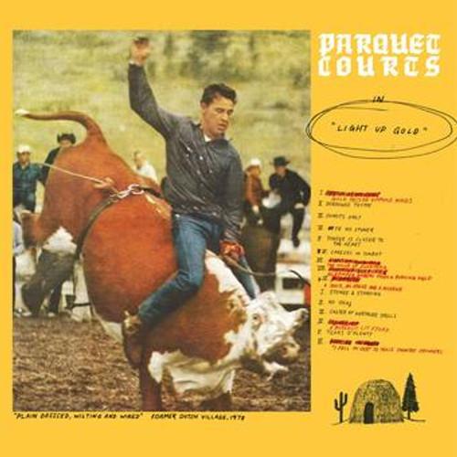 PARQUET COURTS - Light Up Gold (LP)