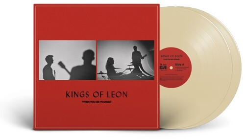 Kings Of Leon - When You See Yourself (Cream Colored,180G Vinyl, Gatefold LP Jacket, With Booklet)