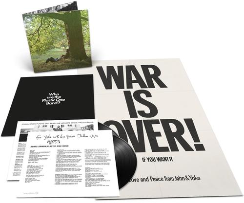 Lennon, John - Plastic Ono Band (2LP)
