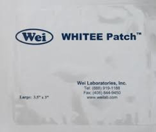 Wei Laboratories WHITEE Patch