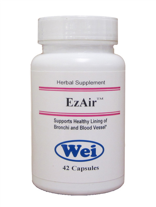 EzAir Capsule Wei Laboratories
