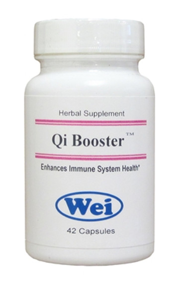 Qi Booster Wei Laboratories